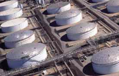 Non-Intrusive Inspection of Above Ground Storage Tanks and Its Use in a Tank RBI Program