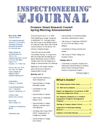 May/June 2000 Inspectioneering Journal