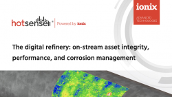 The Digital Refinery: On-Stream Asset Integrity, Performance, and Corrosion Management