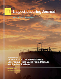 September/October 2019 Inspectioneering Journal