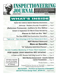 January/February 1996 Inspectioneering Journal