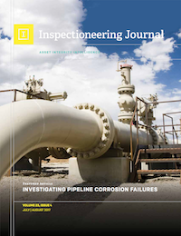 July/August 2017 Inspectioneering Journal