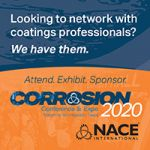 Find the Largest Audience of Decision Makers in the Industry at CORROSION 2020