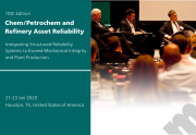 10th Annual Chem, Petrochem & Refining Asset Reliability