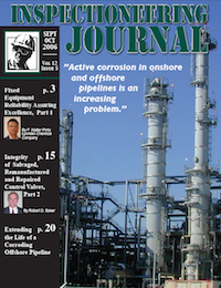 September/October 2006 Inspectioneering Journal