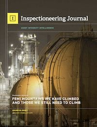 January/February 2019 Inspectioneering Journal