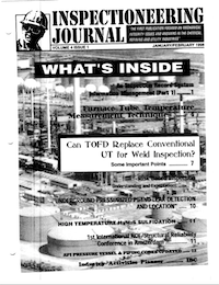 January/February 1998 Inspectioneering Journal