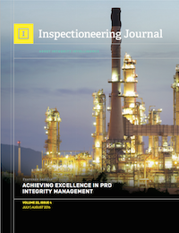 July/August 2016 Inspectioneering Journal