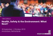 14th Edition Health, Safety & the Environment: What Next?