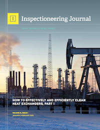 January/February 2015 Inspectioneering Journal