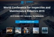World Conference for Inspection and Maintenance Robotics