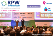 Refining and Petrochemicals World (RPW), Thailand 2020