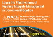NACE Pipeline Integrity Management Seminar (PIMS) Latin America