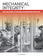 Reynolds Wrap Up:  API Publishes Helpful Guide on Fixed Equipment Mechanical Integrity (FEMI) Standards
