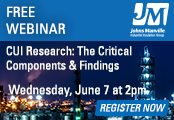 Webinar: CUI Research - The Components & Findings