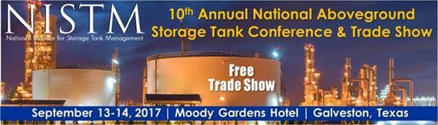 10th Annual National Aboveground Storage Tank Conference and Tradeshow