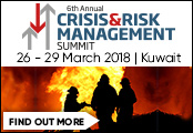 6th Annual Crisis & Risk Management Conference
