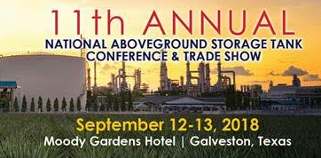 11th Annual National Aboveground Storage Tank Conference and Tradeshow
