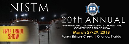 20th Annual International Aboveground Storage Tank Conference & Trade Show