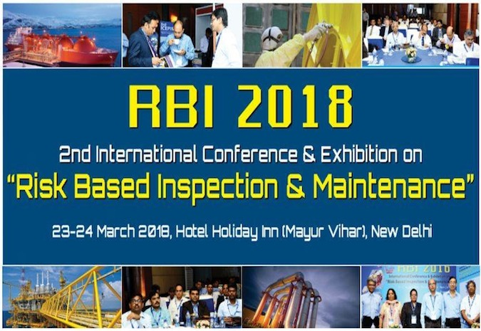 Risk Based Inspection & Maintenance Summit