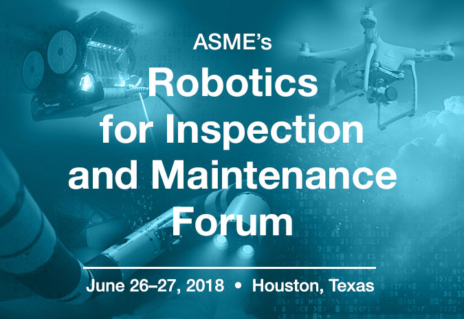Robotics for Inspection and Maintenance Forum