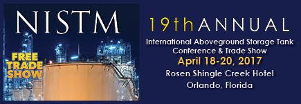19th Annual International Aboveground Storage Tank Conference & Trade Show
