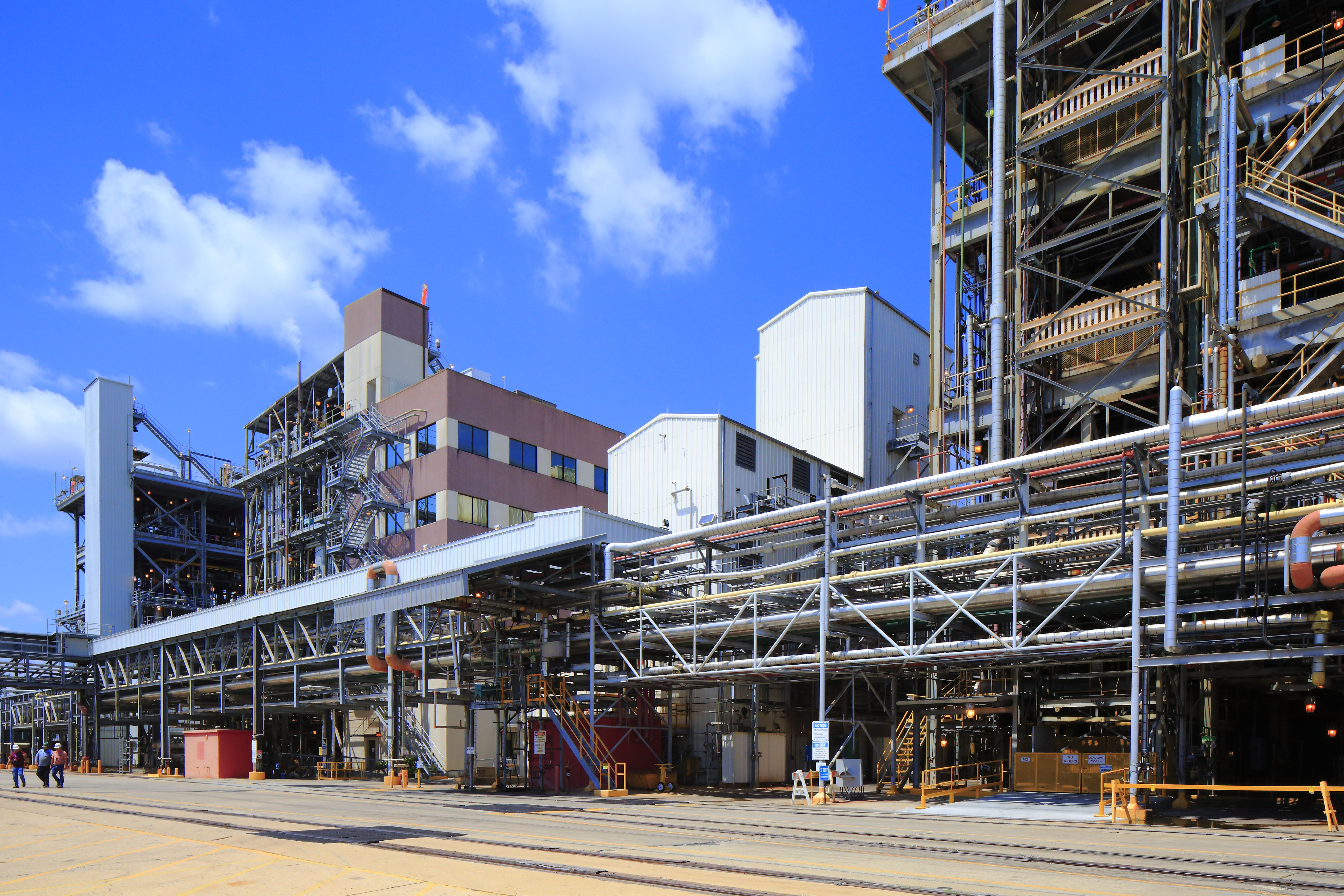 BASF is expanding capacity at its manufacturing site in McIntosh, Alabama