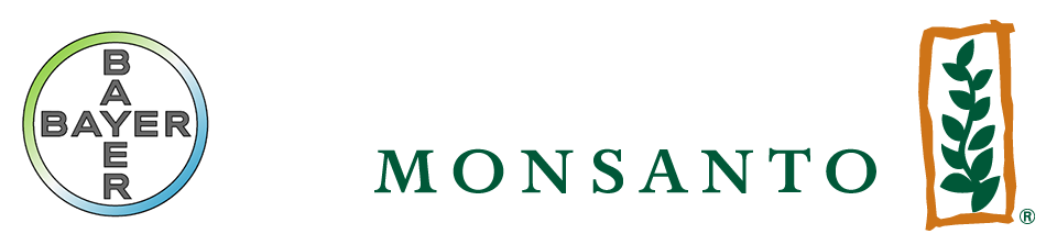 Bayer Monsanto Logos