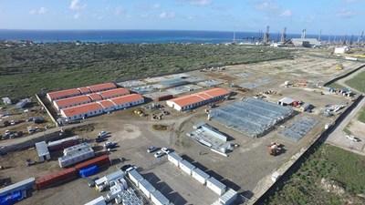 CITGO Aruba Refinery Aerial