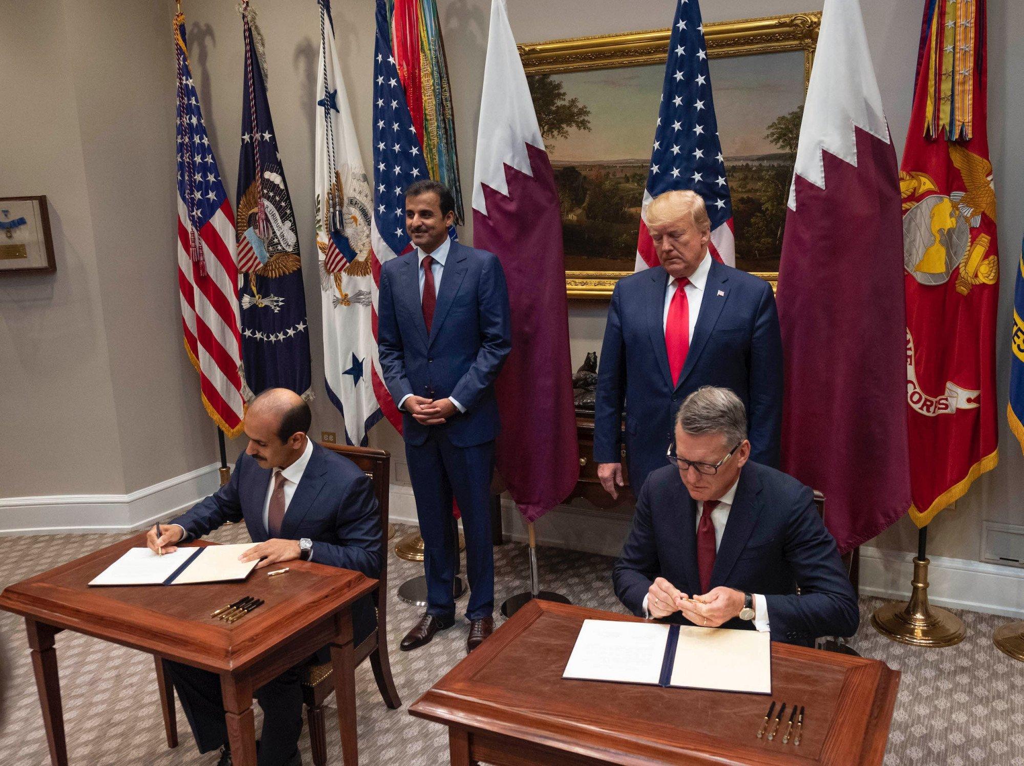 CP Chem and Qatar Petroleum to Develop Gulf Coast