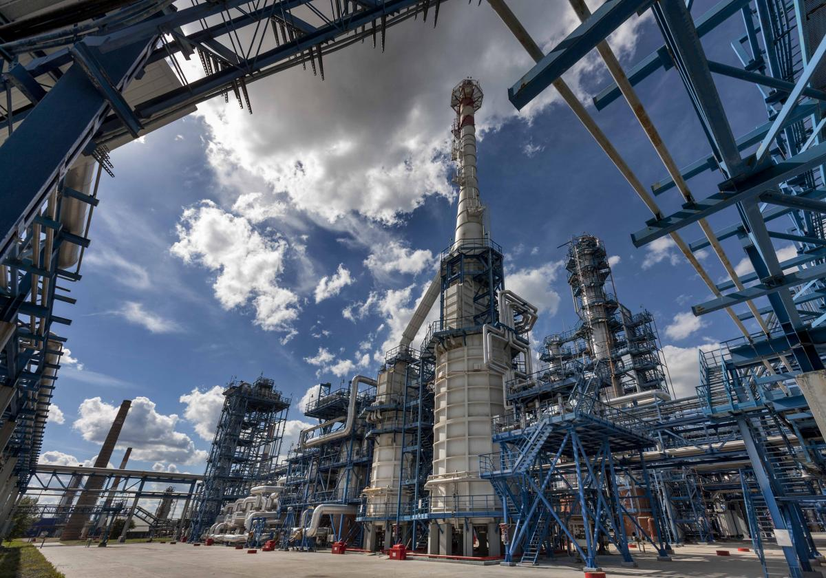Gazprom Neft Adding Hydrogen Production Facility to Omsk Refinery