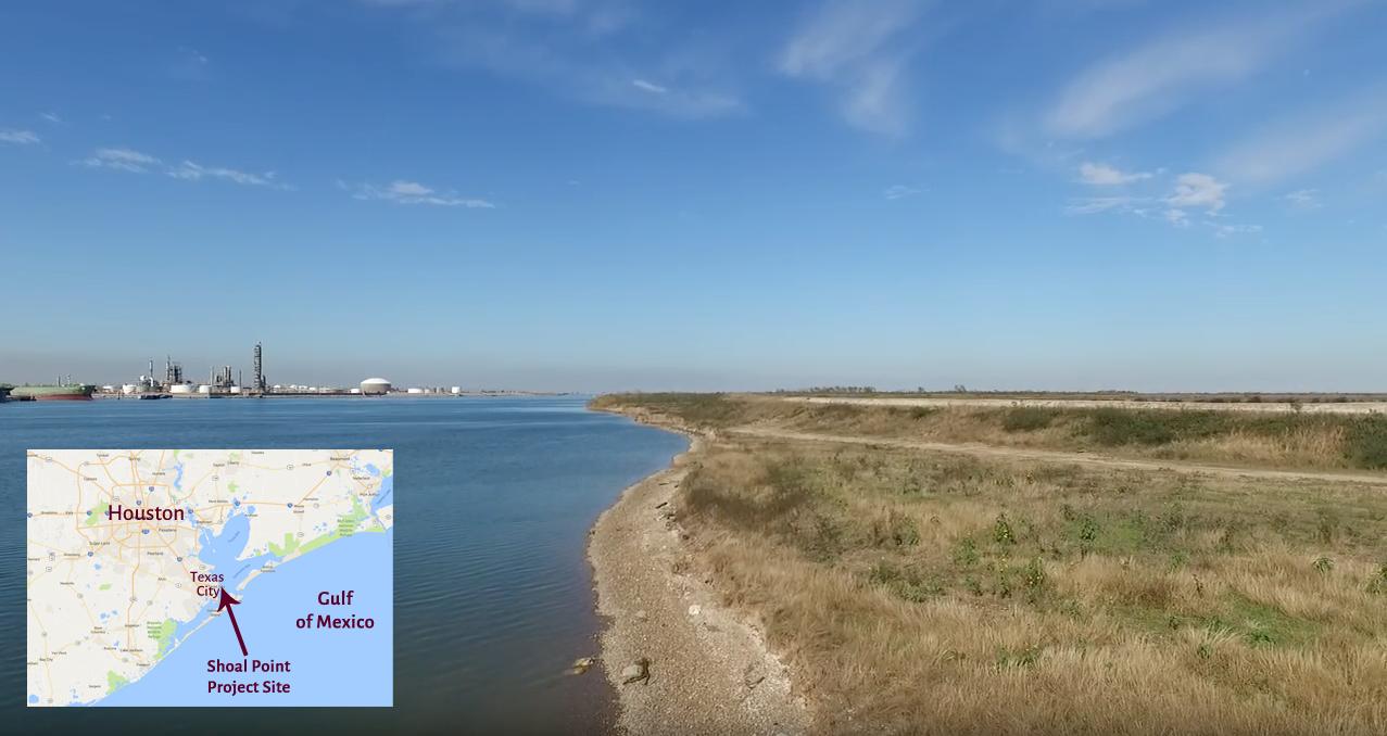 NextDecade Secures 1,000 Acres in Texas City for LNG Export Terminal