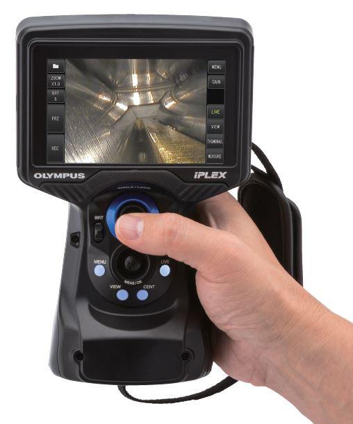 IPLEX® G Lite Ultra-Portable Industrial Videoscope