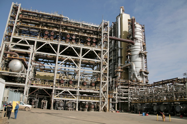 Full Synthetic Oil >> Syncrude Planning April Turnaround at Oil Sands Facility