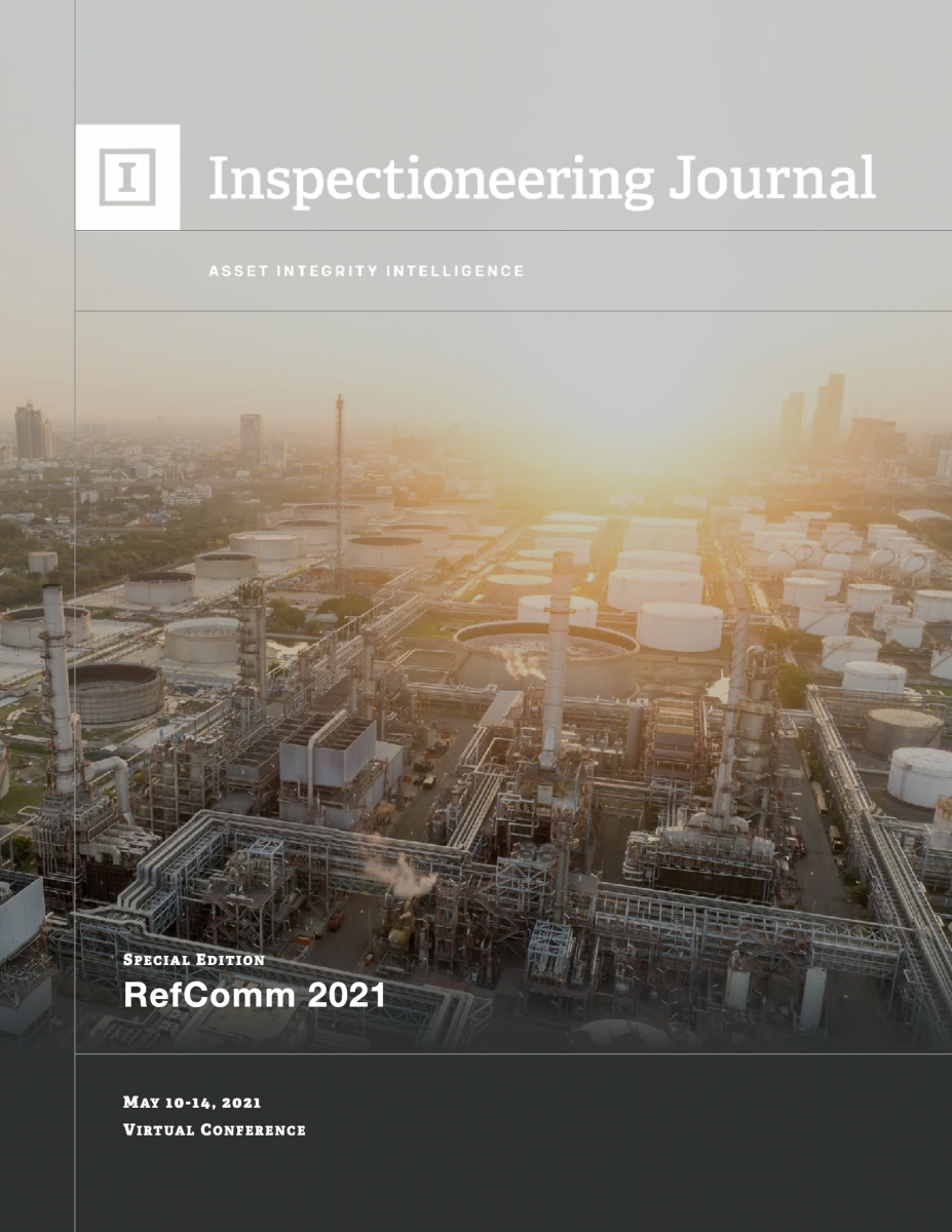 Inspectioneering Journal RefComm 2021