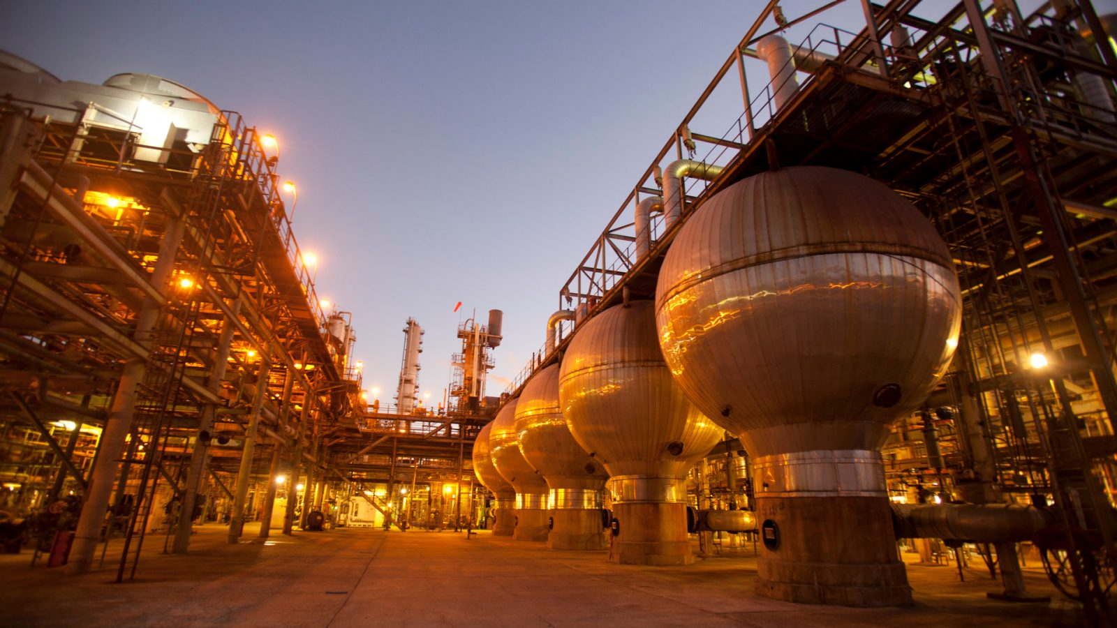 Shell Begins FCCU Planned Maintenance