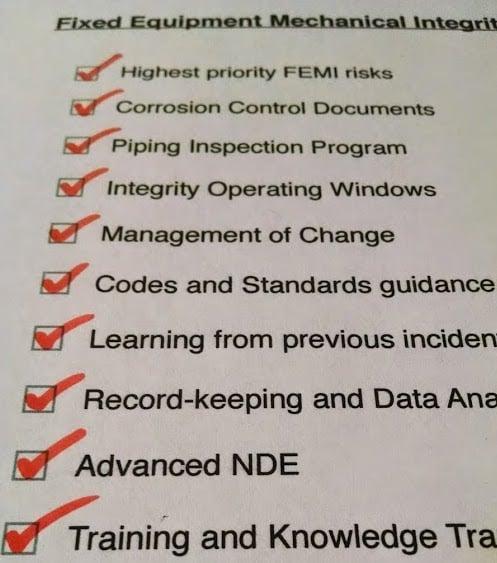 FEMI Checklist
