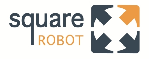 Square Robot logo