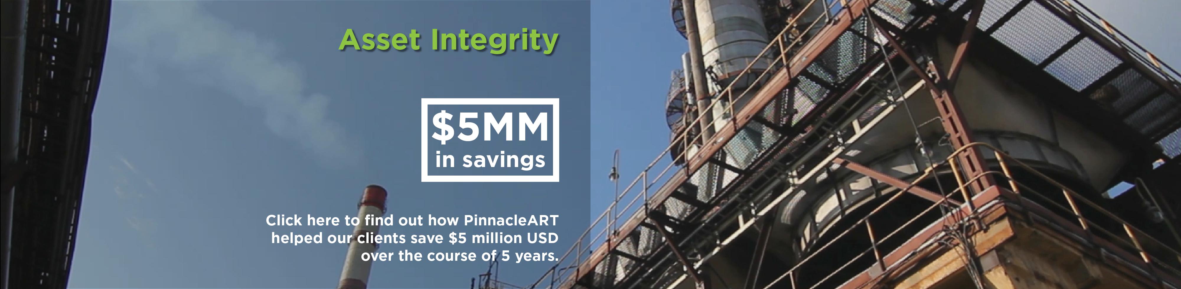 PinnacleART Asset Integrity