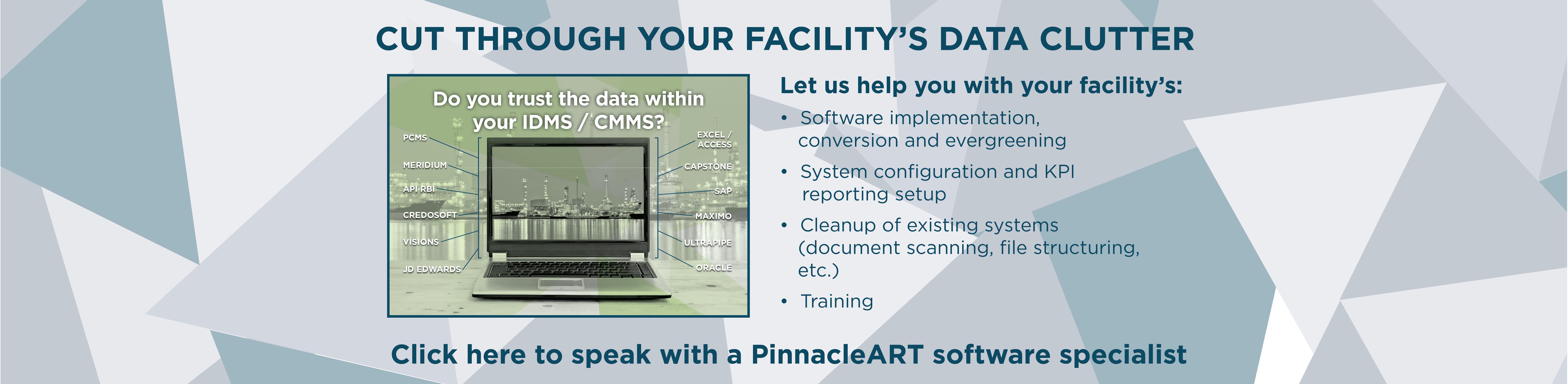 PinnacleART Data Management
