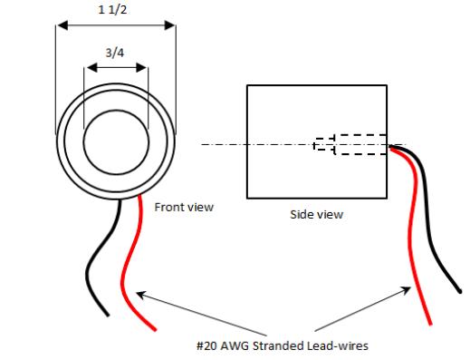 Figure 7a. EM Schematic.