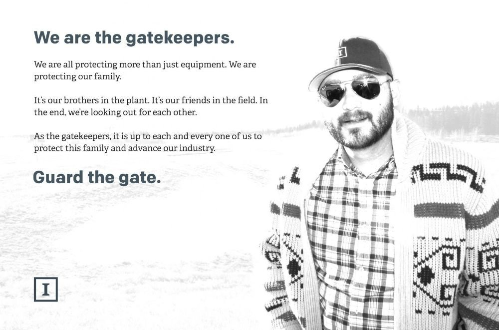 Inspectioneering - Guard the Gate