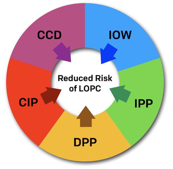 Figure 1. The BIG FIVE FEMI Risk Management Programs.