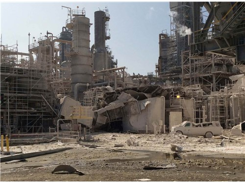 Video Animation of Torrance Refinery Explosion   Inspectioneering