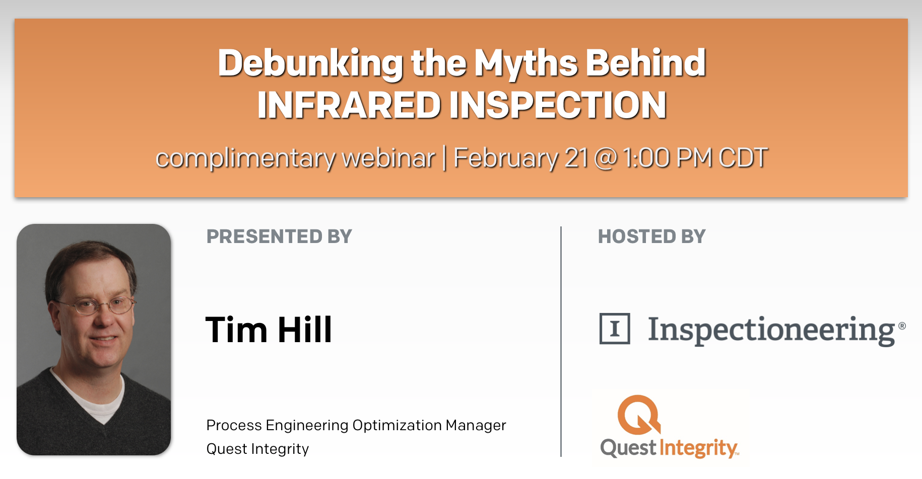 Debunking the Myths Behind Infrared Inspection