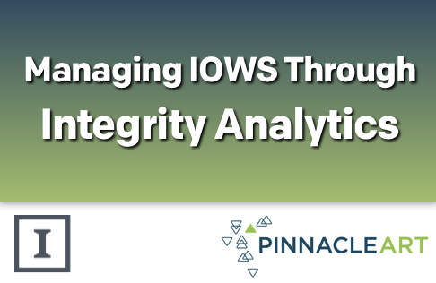 Managing Integrity Operating Windows Through Inspection Analytics